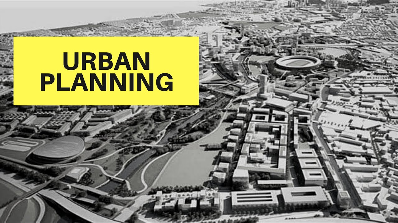 Urban Planning(1)